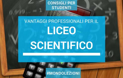 Il Liceo Scientifico prepara al mondo del lavoro? Sì.