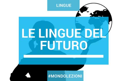 Le lingue del futuro? Studia quelle orientali!